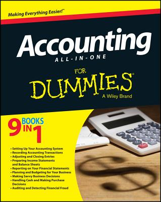 Accounting All-in-one for Dummies By Kraynak, Joe/ Boyd, Kenneth
